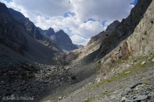 Approaching Scylla and Charybdis