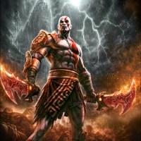 Colossal Titan vs Kratos