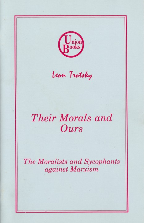Trotksy Their Morals and Ours V 4