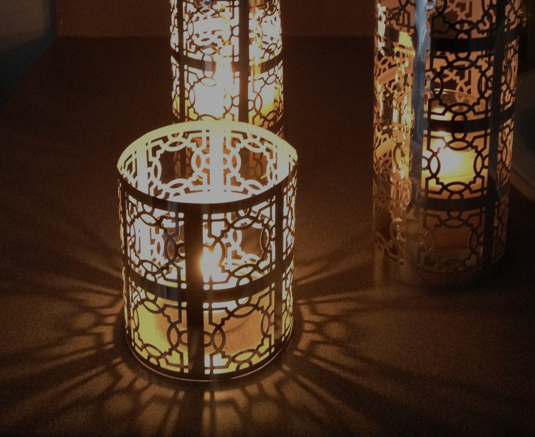 dream create diy easy moroccan lanterns
