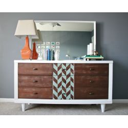 Small Crop Of Mid Century Modern Dresser