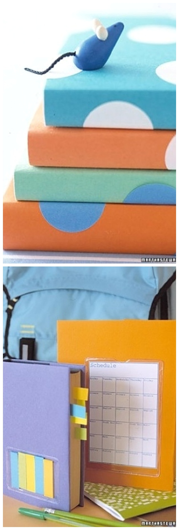 Diy Plastic Book Cover : The best back to school diy projects for teens and tweens