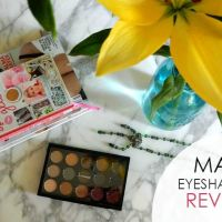 Beauty: MAC Nordstrom Exclusive Eyeshadow Palette Review