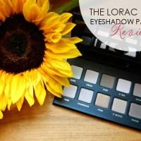 Well, the Lorac Pro Eyeshadow Palette is Finally Mine