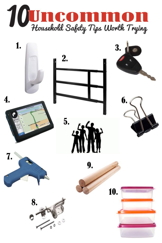 Household Safety Tips