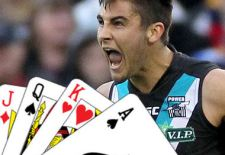Chad Wingard – Deck of Dream Team 2014