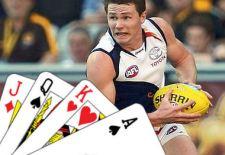 Patrick Dangerfield – Deck of Dream Team 2014