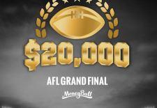Moneyballin' – Grand Final!