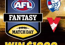 Grand Final 2016 AFL Fantasy Match Day