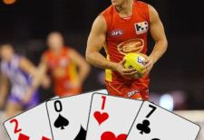 Gary Ablett Jnr – Deck of DT 2017