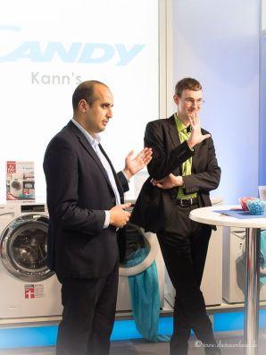 HOOVER Bloggerevent Duesseldorf Staubsauger Waschmaschinen-60