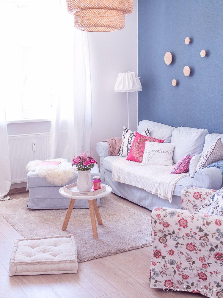 Kleines Wohnzimmer, Großes Glück. Die Richtige Einrichtung!