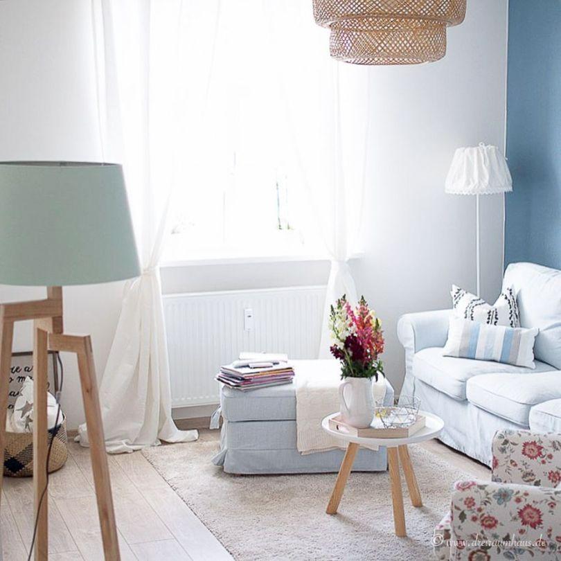 Wohnzimmer Farbgestaltung...mach es Dir schön zu Hause!