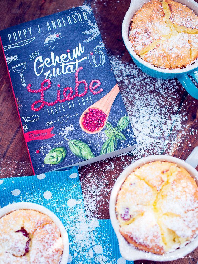 Taste of Love - Geheimzutat Liebe im #freitagsmampf mit New York Cheesecake Muffins...
