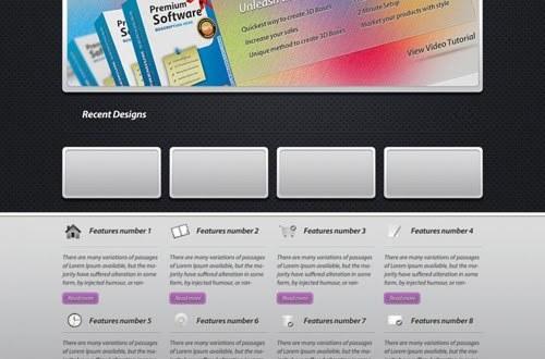 Diseña tu sitio en PhotoShop!