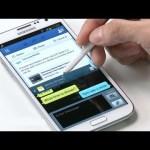 MultiView en Galaxy S3