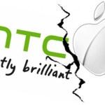 Apple y HTC resuelven sus problemas de patentes