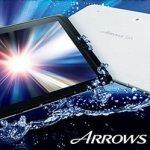 Fujitsu Arrows Tab F-05E