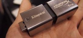 Kingston hace realidad la unidad flash de 1TB