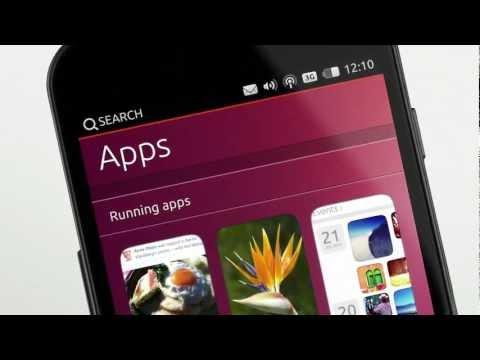 Ubuntu para smartphones