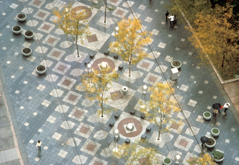 10-The 16th Street Mall after construction was completed Mark Zamdmer