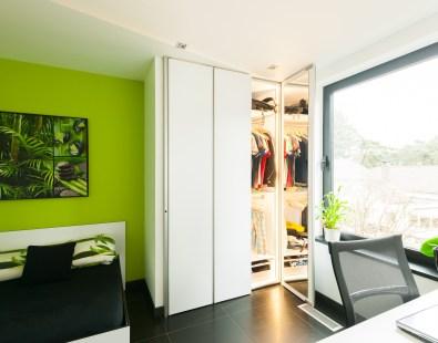 inbouwkasten op maat in slaapkamer