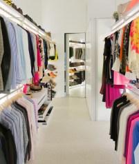 dressing kamer op maat met modulaire indeling