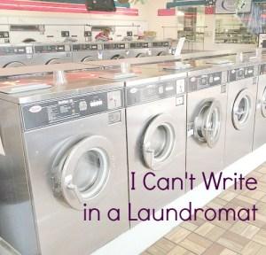 write laundromat