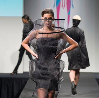 From Seams to Supercapacitors: A Doctoral Student's Plan to Light Up the Runway