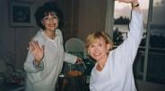 Dr. Gross, Sharon Bush in Hawaii