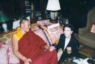 Adzom Rinpoche, Dr. Gross
