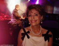 Enjoying the live music of talented Sir Elton John in London