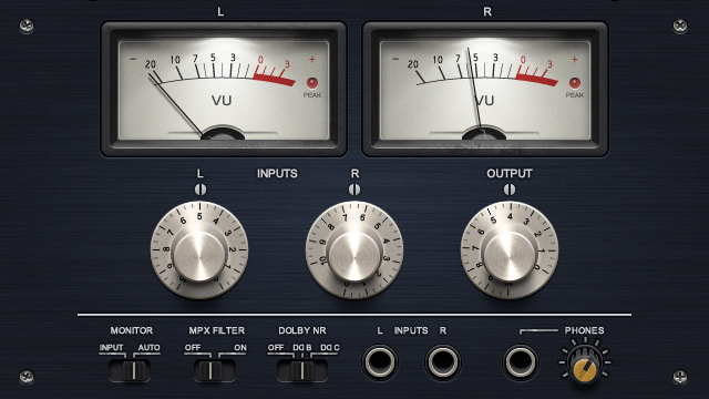 AudioEquipment 20 Brilliant Examples of Skeuomorphic UI Design