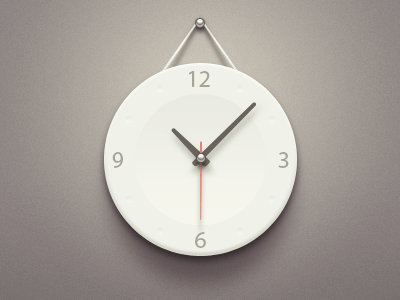 watch 20 Awesome Graphically Designed Clocks