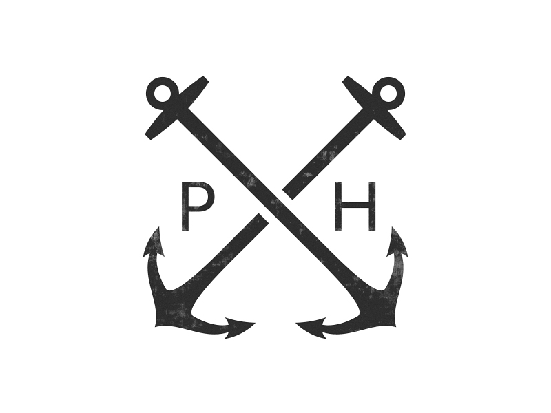 phhipster 16 Beautiful Examples of Anchor Logos