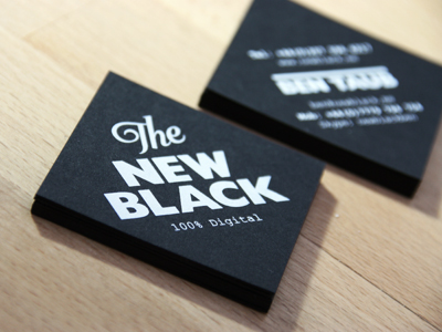 shot 1295434726 15 Sleek Examples of Black Business Cards