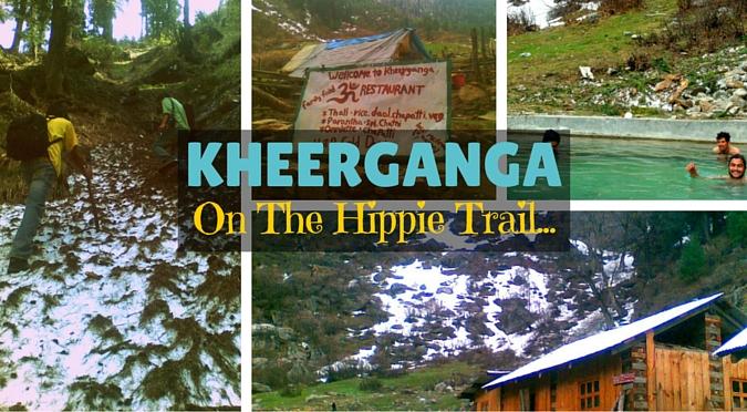 Kheerganga Trek of Parvati Valley