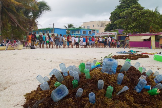 Postcard from the Brink ~ Belize in Crisis