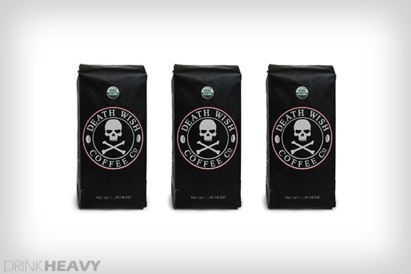 Death Wish: The Worlds Strongest Coffee