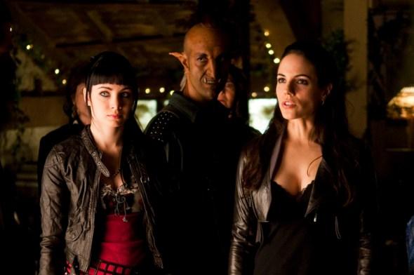 Bo, Kenzi and a Goblin in Fae Day