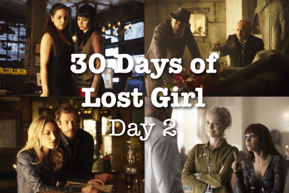 30 Days of Lost Girl 2014: Day 2