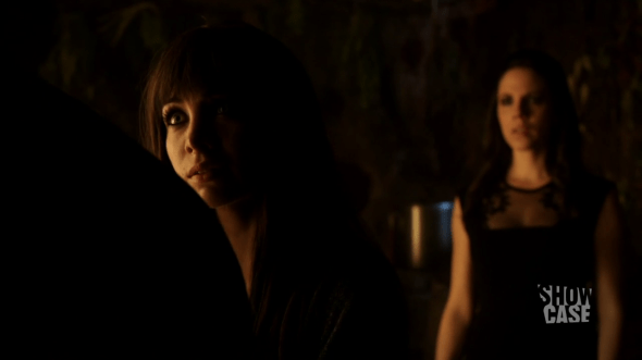 Kenzi and Bo in Origin