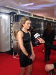 Zoie Palmer at the Canadian Screen Awards 2014 (Source: Telefilm Canada)