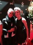 Zoie Palmer and Vanessa Piazza at Canadian Screen Awards 2014 (Source: Lost Girl)