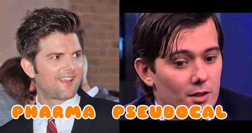 Adam Scott to Play Martin Shkreli In Movie Adaptation