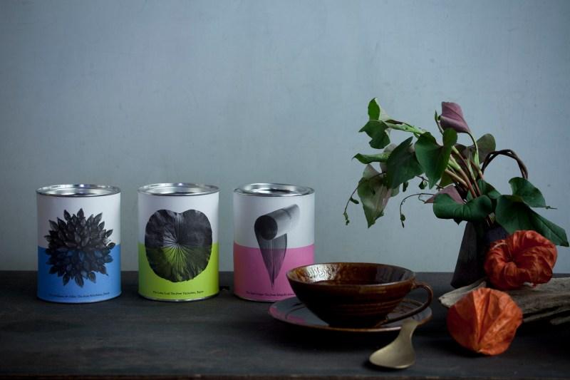 伝統茶三種類