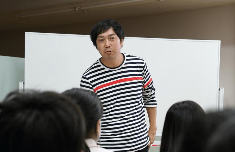 VFJ小松洋介氏