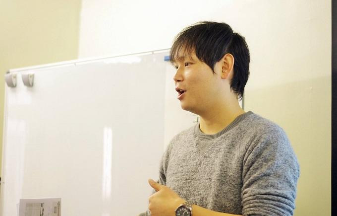 NPOマネジメントラボ・山元圭太さん