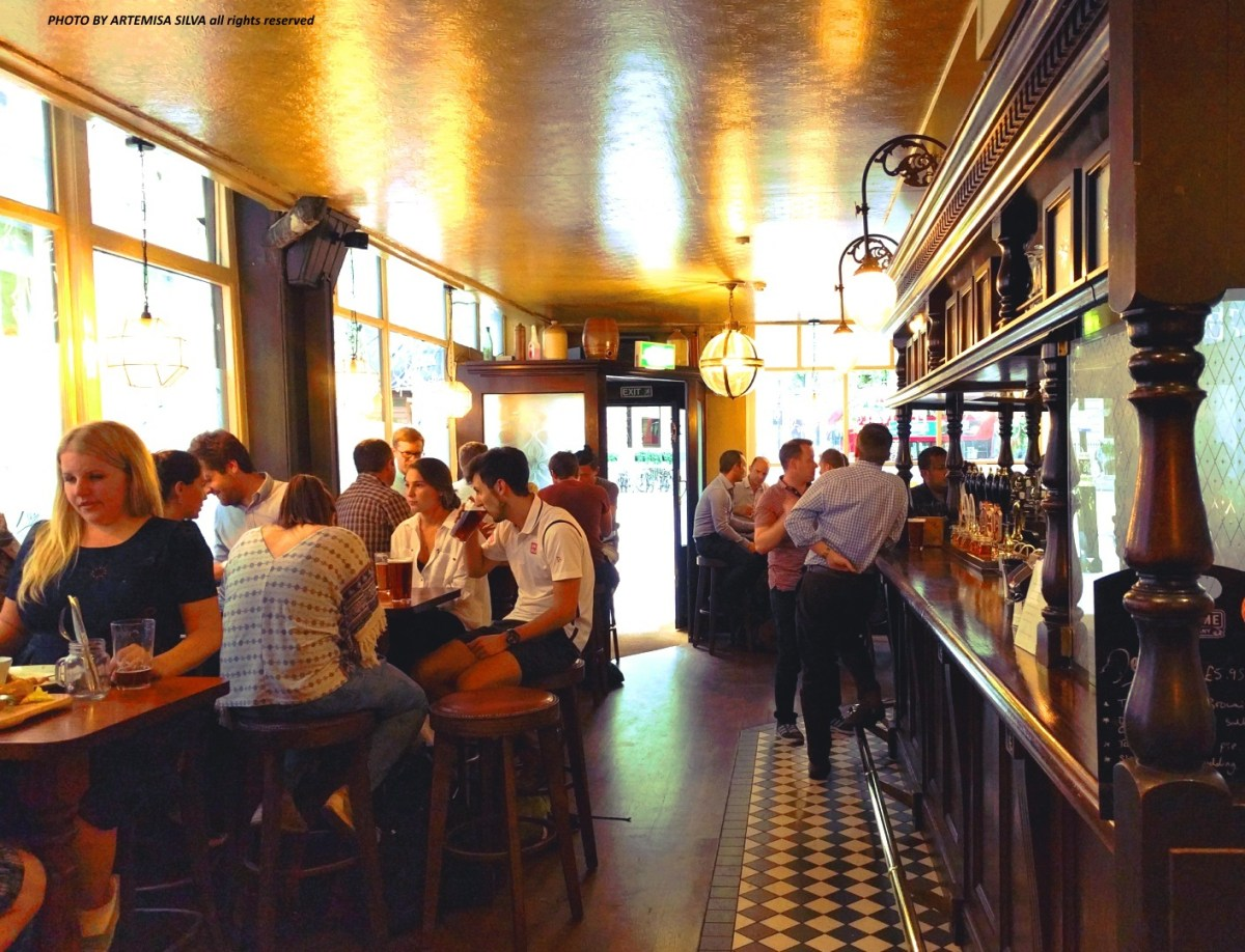 Five reasons to go to London: Reason 4 - Pub Culture