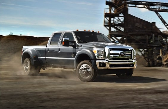 """Ford is taking Ram to court over the """"best-in-class"""" title"""